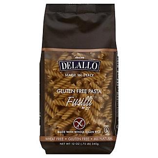 DeLallo Gluten Free Pasta Fusilli, 12 oz
