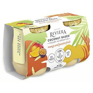 Maison Riviera Coconut Based Mango Passion Fruit Yogurt, 8.46 oz