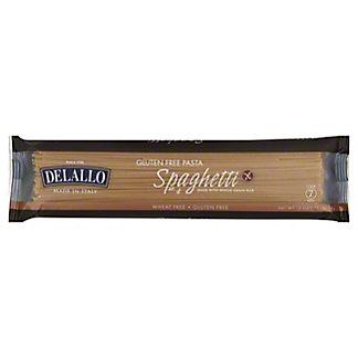 DeLallo Gluten Free Pasta Spaghetti, 12 oz