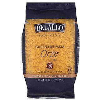 DeLallo Gluten Free Pasta Orzo, 12 oz