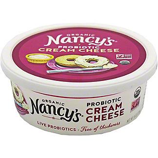 Nancys Organic Probiotic Cream Cheese, 8 oz