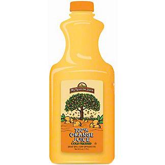 My Favorite Juice Orange Juice, 59 oz