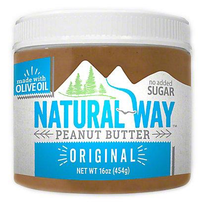 Natural Way OriginalPeanut Butter, 16 oz
