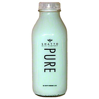 Shatto Milk Company Cotton Candy Milk,Glass Bottle, 32 fl oz