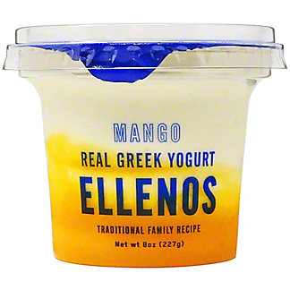 Ellenos Mango Greek Yogurt, 8 oz