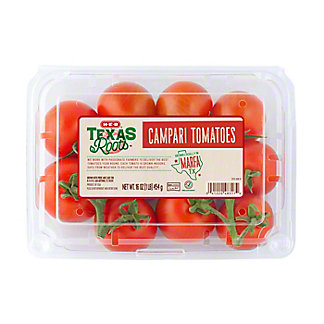 H-E-B Texas Roots Campari Tomatoes, 16 oz