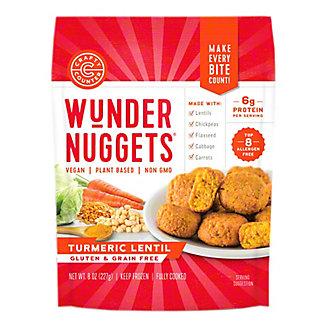Crafty Counter Turmeric Lentil Wundernuggets, 8 oz