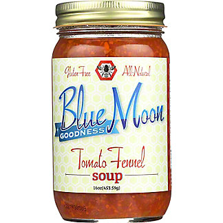 Blue Moon Goodness Tomato Fennel Soup, 16 oz
