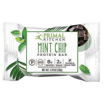 Primal Kitchen Mint Chip Protein Bar, 1.34 oz