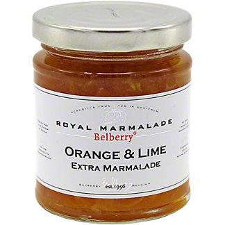 Belberry Orange & Lime Extra Marmalade, 7.6 oz