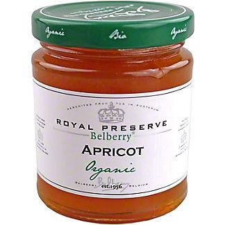 Belberry Organic Apricot Jam, 7.6 oz