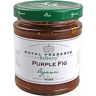 Belberry Organic Purple Fig Jam, 7.6 oz