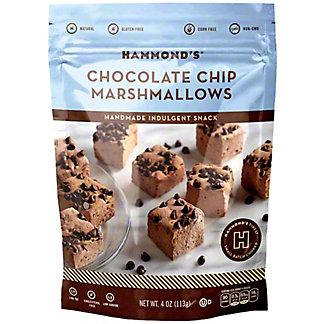Hammond's Chocolate Chip Marshmallows, 4 oz