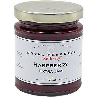 Belberry Raspberry Extra Jam, 7.6 oz