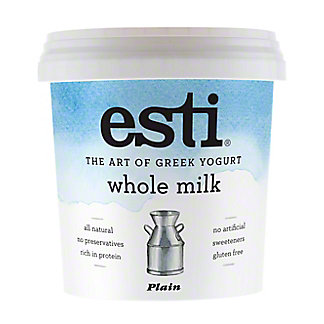 Esti Whole Plain Yogurt , 32 oz