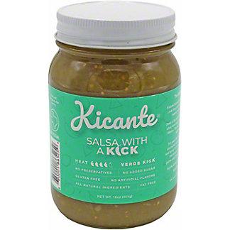 Kicante Salsa Verde, 16 oz