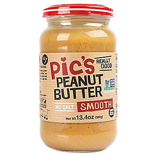 Pic's Smooth Peanut Butter, 13.4 oz