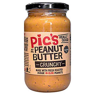 Pic's Crunchy Peanut Butter, 13.4 oz