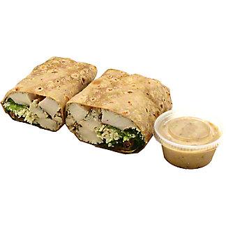 Central Market Grilled Chicken Caesar Wrap, ea