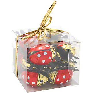 Riegelein Milk Chocolate Lady Bugs, 3.5 oz