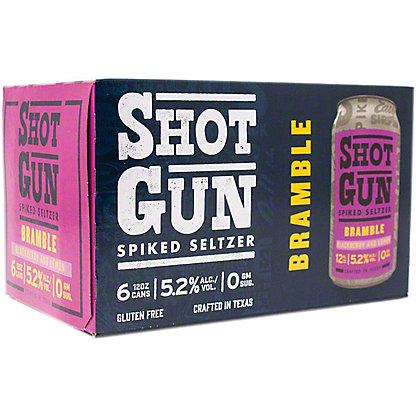 Shotgun Bramble Spiked Seltzer 12 oz Cans, 6 pk