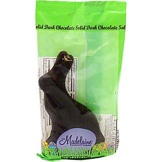 Madelaine Small Dark Chocolate Sitting Rabbit, 2.5 oz