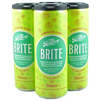 The Bruery Brite, 4 pk Cans, 12 fl oz ea