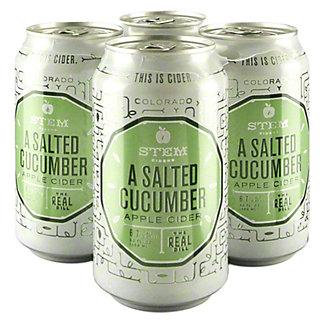Stem Ciders Seasonal 4 pk Cans, 12 fl oz ea