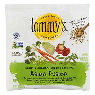 Tommy's Superfoods Asian Fusion, 10 oz