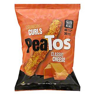Peatos Classic Cheese, 4 oz