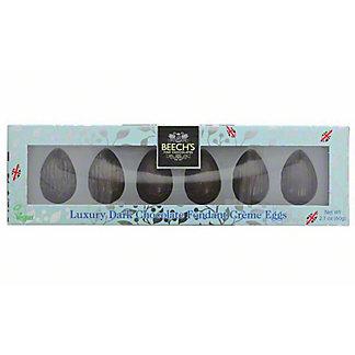 Beech's Fine Chocolates Dark Chocolate Fondant Mini Eggs, 2.1 oz