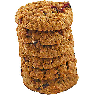 Central Market Cowboy Oat Cookies , 6 ct