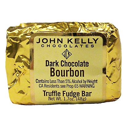 John Kelly Chocolates Dark Chocolate Bourbon, 1.7 oz