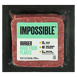 Impossible Burger Ground , 12 oz
