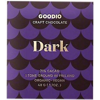 Goodio Arriba 71% Dark Chocolate, 1.7 oz