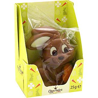 Belfine Mini Belgian Milk Chocolate Bunny, .88 oz