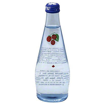 Clearly Canadian Country Raspberry Sparkling Water, 325 mL