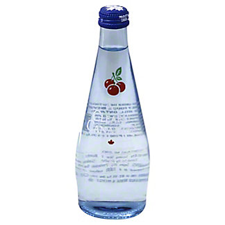 Clearly Canadian Wild Cherry Sparkling Water, 325 mL