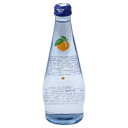 Clearly Canadian Orchard Peach Sparkling Water, 325 mL