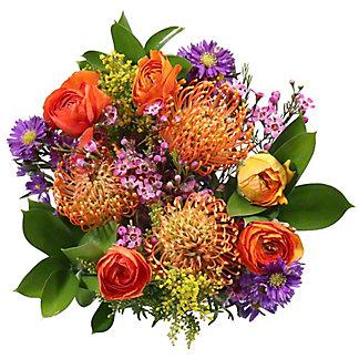 Central Market Pincushion Spring Bouquet, ea