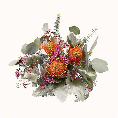 Central Market Spring Pincushion Bouquet, ea