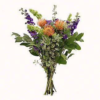 Central Market Pincushion Garden Bouquet, ea