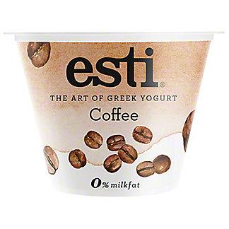 Esti 0% Coffee Greek Yogurt, 5.3 oz