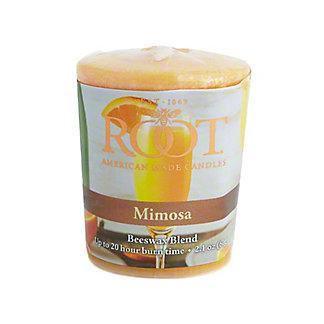 Root Mimosa Votive, ea