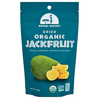 Mavuno Harvest Organic Dried Jackfruit, 2 oz