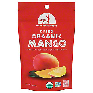 Mavuno Harvest Mavuno Organic Dried Mango, 2 oz