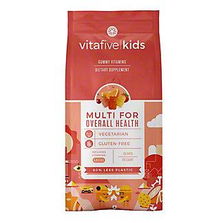 Vitafive Kids Multivitamin For Overall Health Gummies, 60 ct