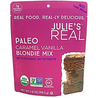 Julie's Real Paleo Caramel Vanilla Blondie Mix, 7 oz