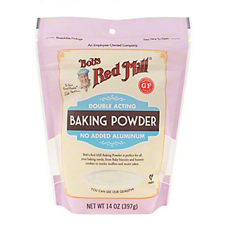 Bob's Red Mill Double Acting Baking Powder, 14 oz