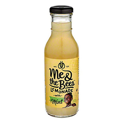 Me & The Bees Lemonade With Mint, 12 oz